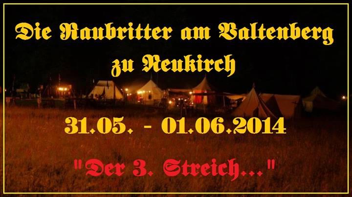 Die Raubritter am Valtenberg zu Neukirch
